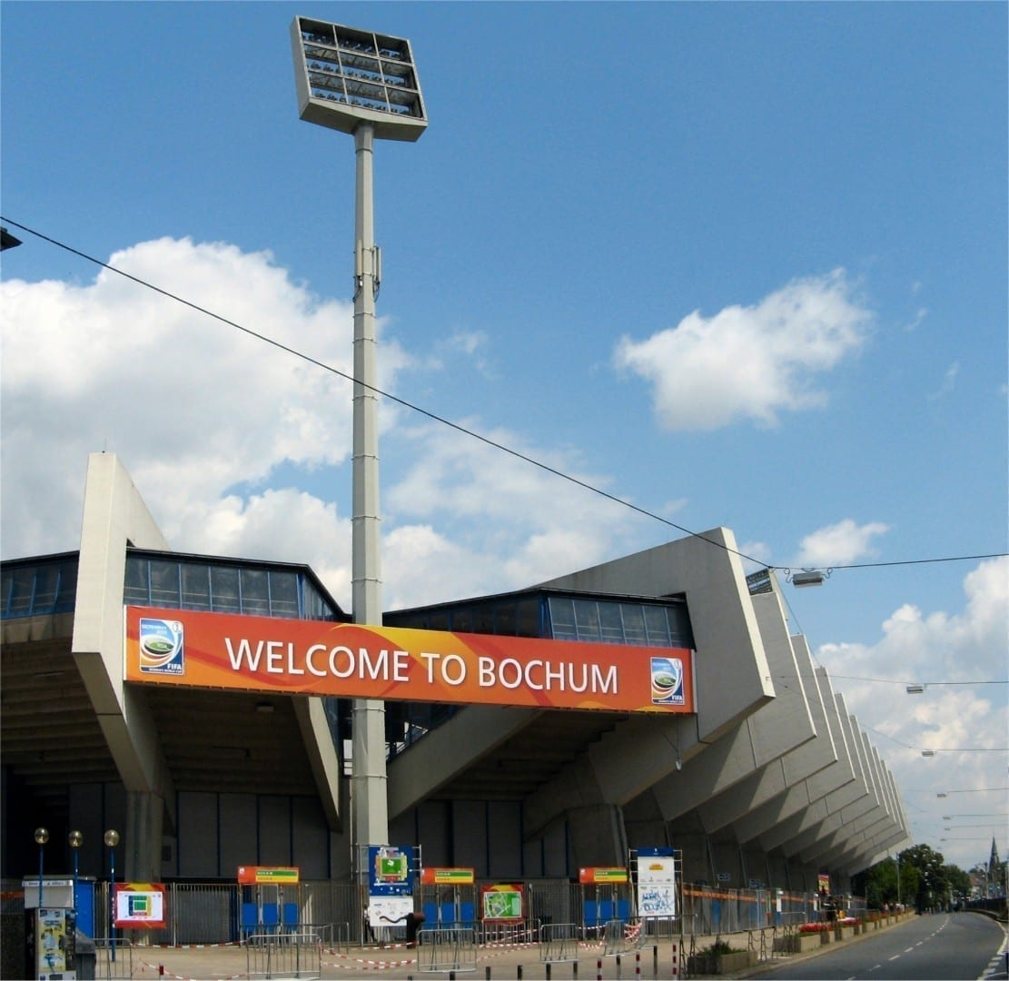 Estadio Vonovia Ruhr Bochum Alemania