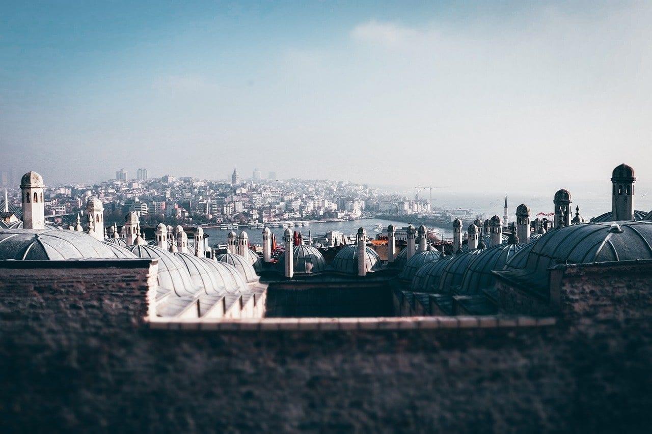 Estambul Ciudad Pavo Turquía