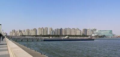 Evolución del SIP Suzhou China