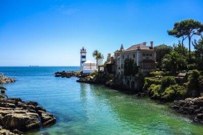 Faro Lisboa Cascais Portugal