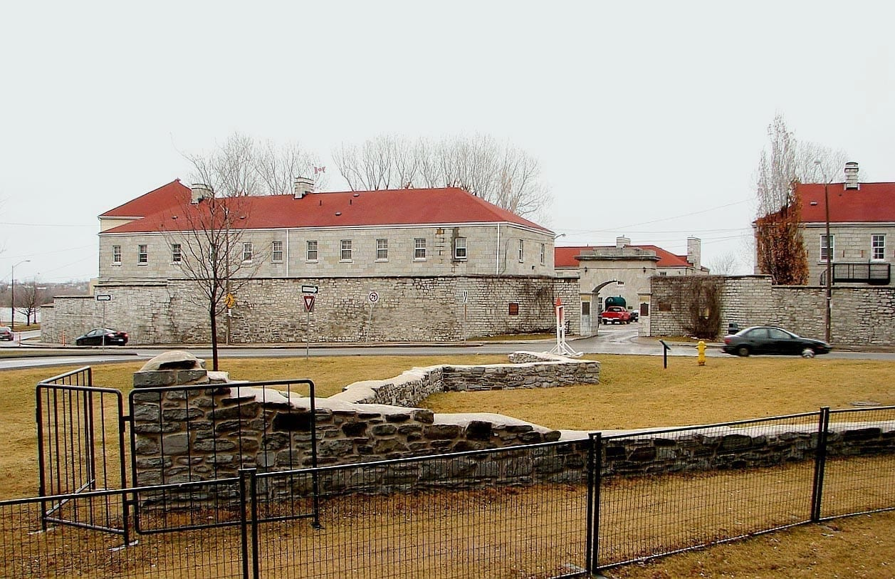 Fort Frontenac Kingston Canadá