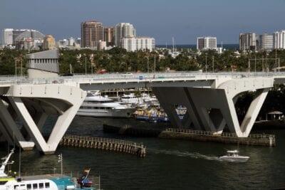 Fort Lauderdale Puente Florida Estados Unidos