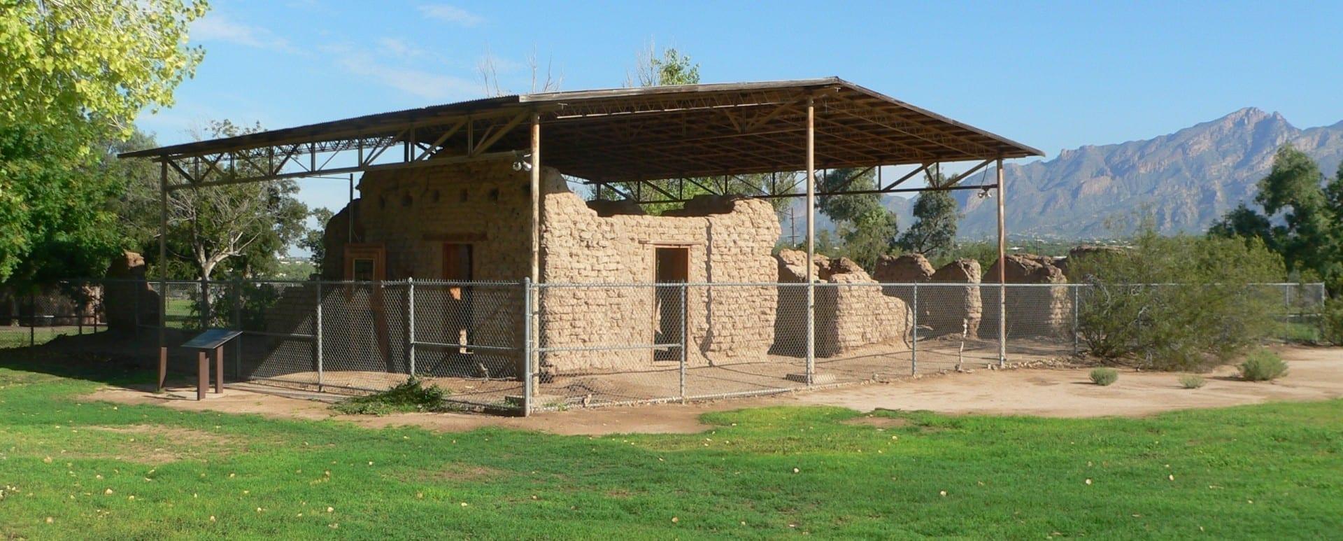 Fort Lowell Tucsón AZ Estados Unidos