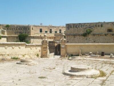 Fort St. Elmo Valletta Malta