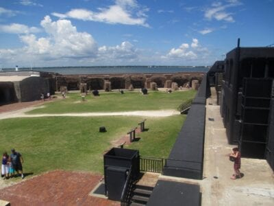 Fort Sumter Charleston SC Estados Unidos