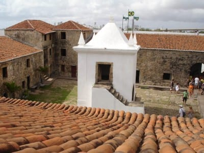 Forte dos Reis Magos (Fortaleza de los Reyes Magos). Natal Brasil