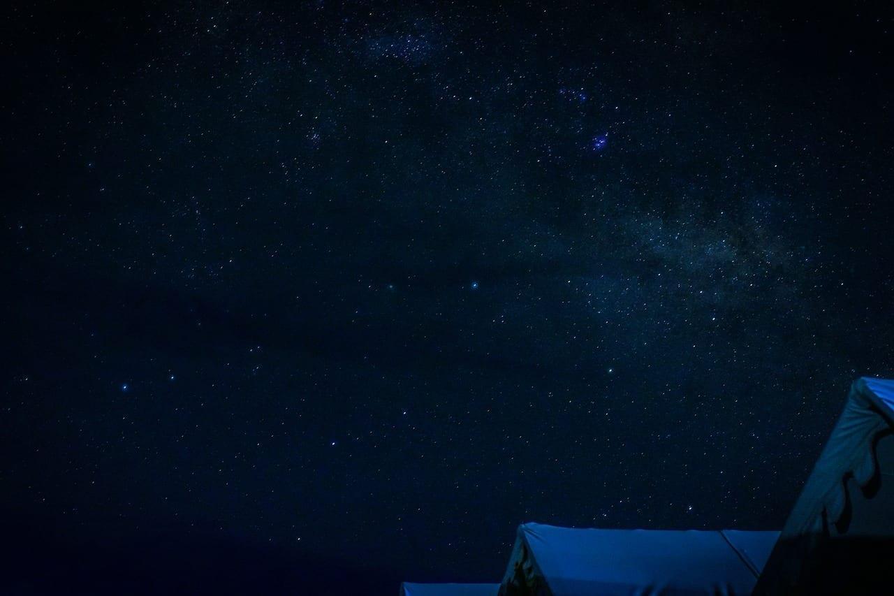 Fotografía Nocturna Cielo Nocturno Leh India