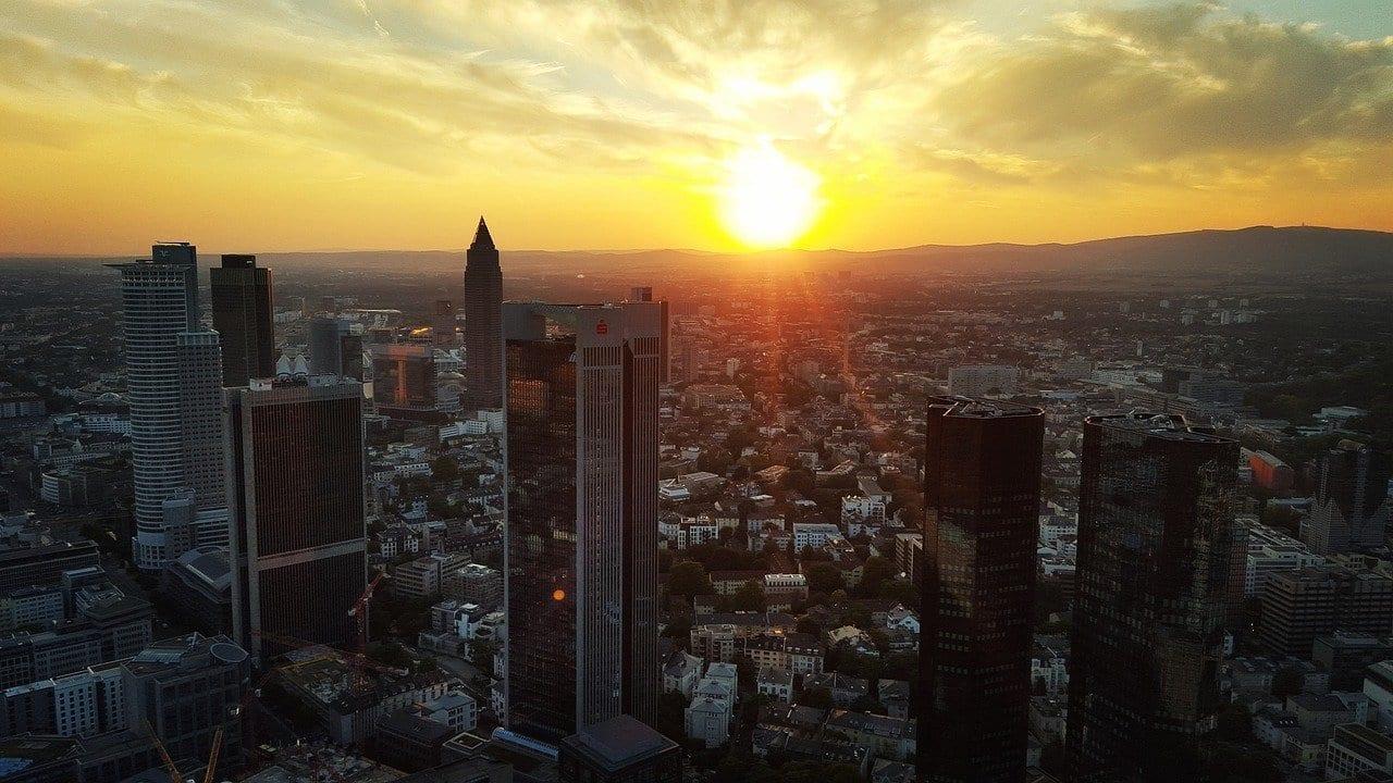 Frankfurt Ciudad Frankfurt Am Main Alemania Alemania