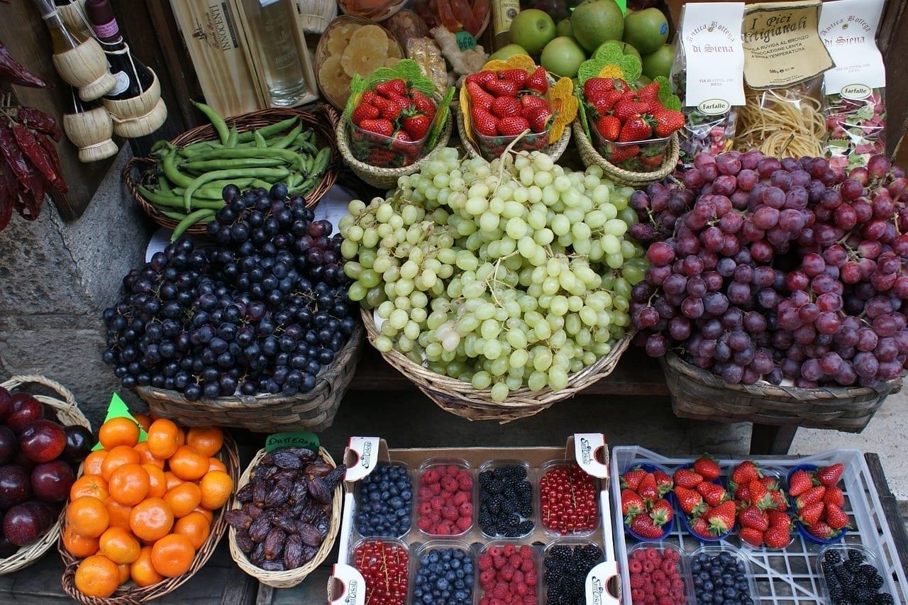 Fruta Siena Italia Italia