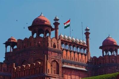 Fuerte Rojo Delhi India India
