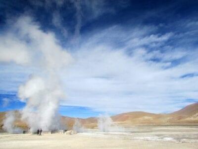 Géiseres del Tatio San Pedro de Atacama Chile