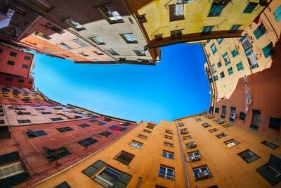 Génova Arquitectura Italia Italia