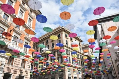 Génova Liguria Turismo Italia