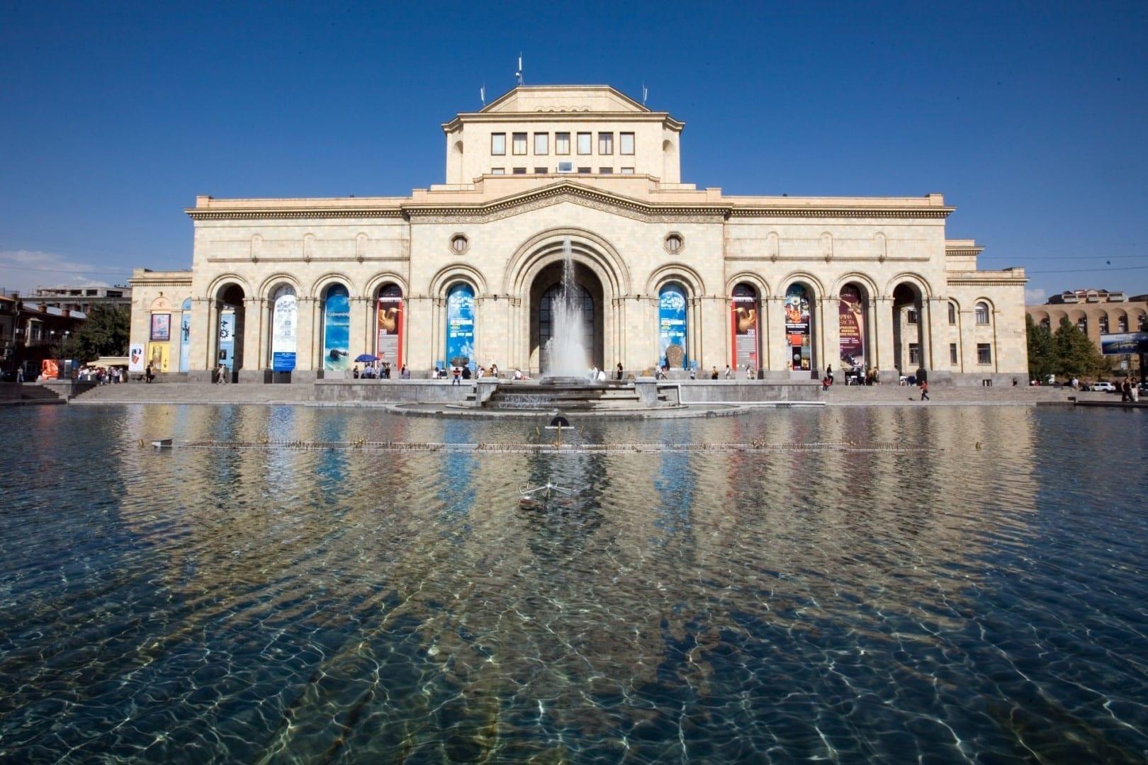 Galería de Arte Nacional de Armenia Ereván Armenia