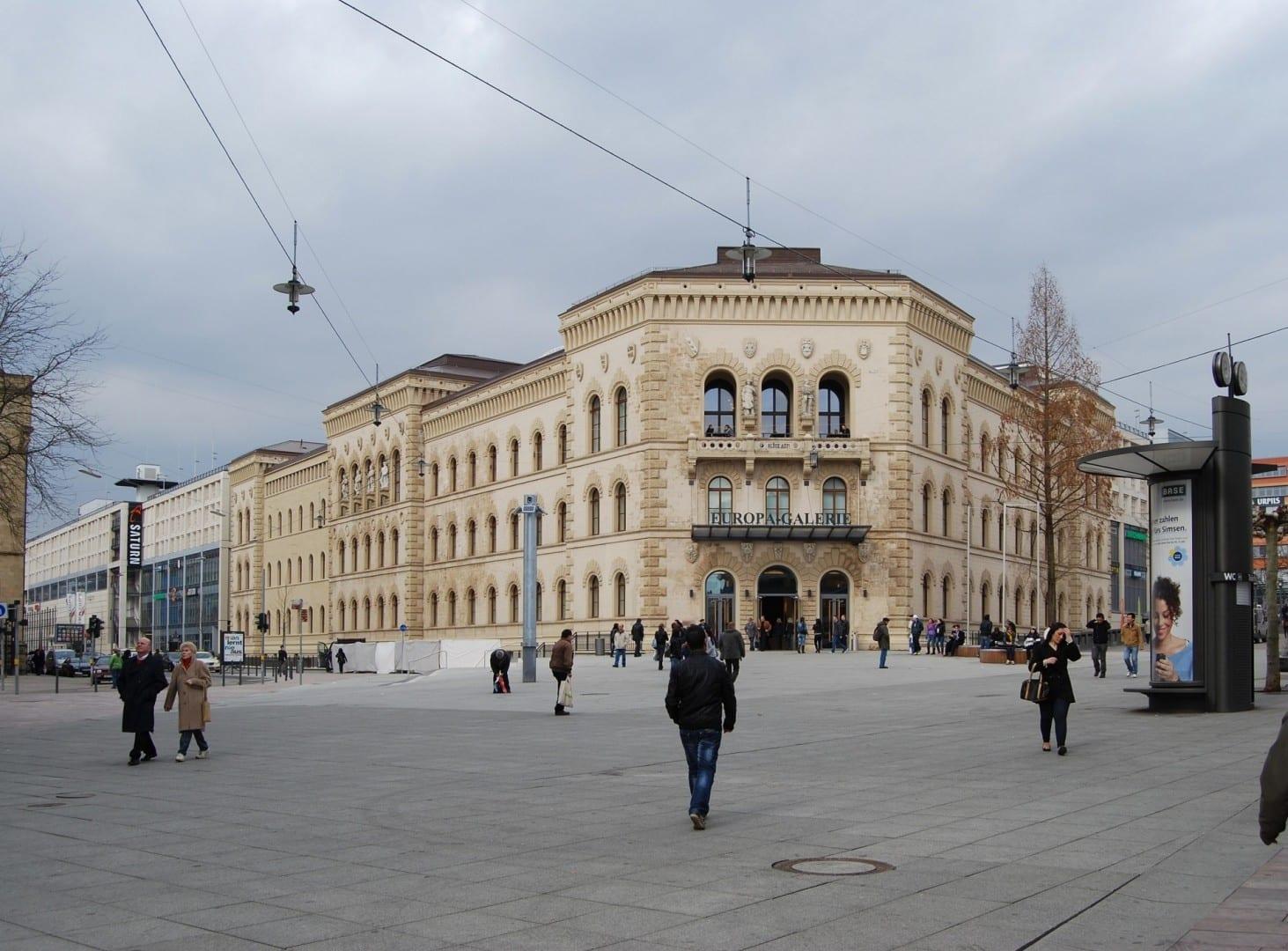 Galería de Europa Sarrebruck Alemania