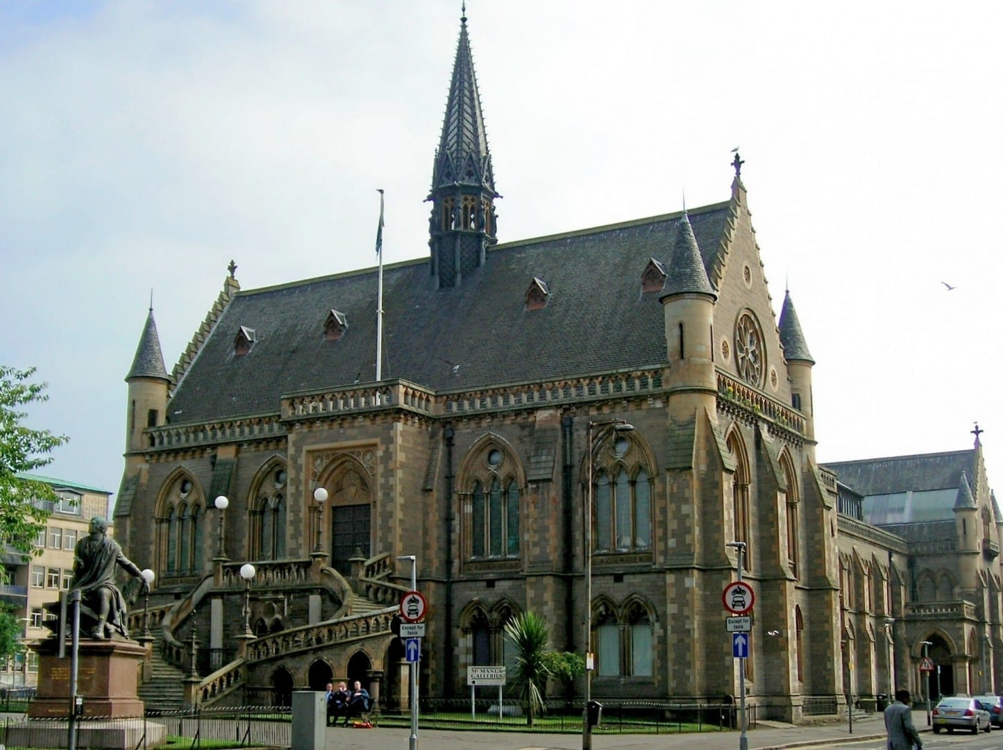 Galerías McManus Dundee Reino Unido