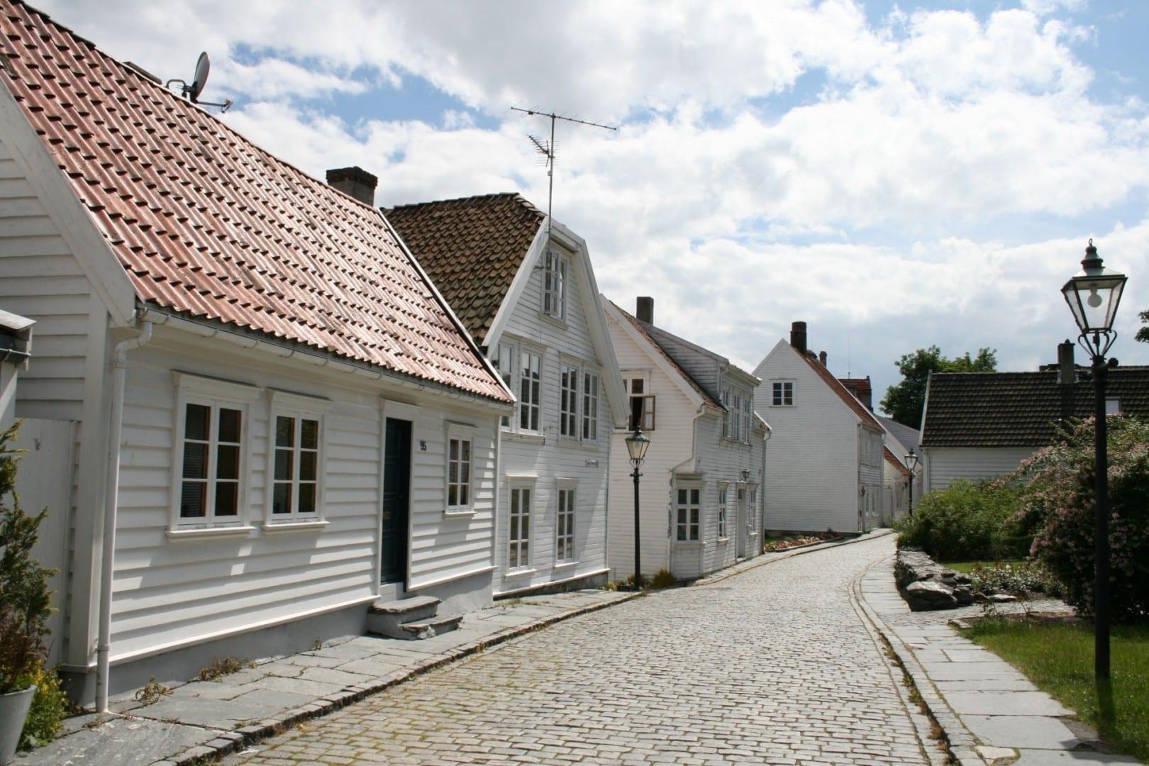 Gamle Stavanger Stavanger Noruega