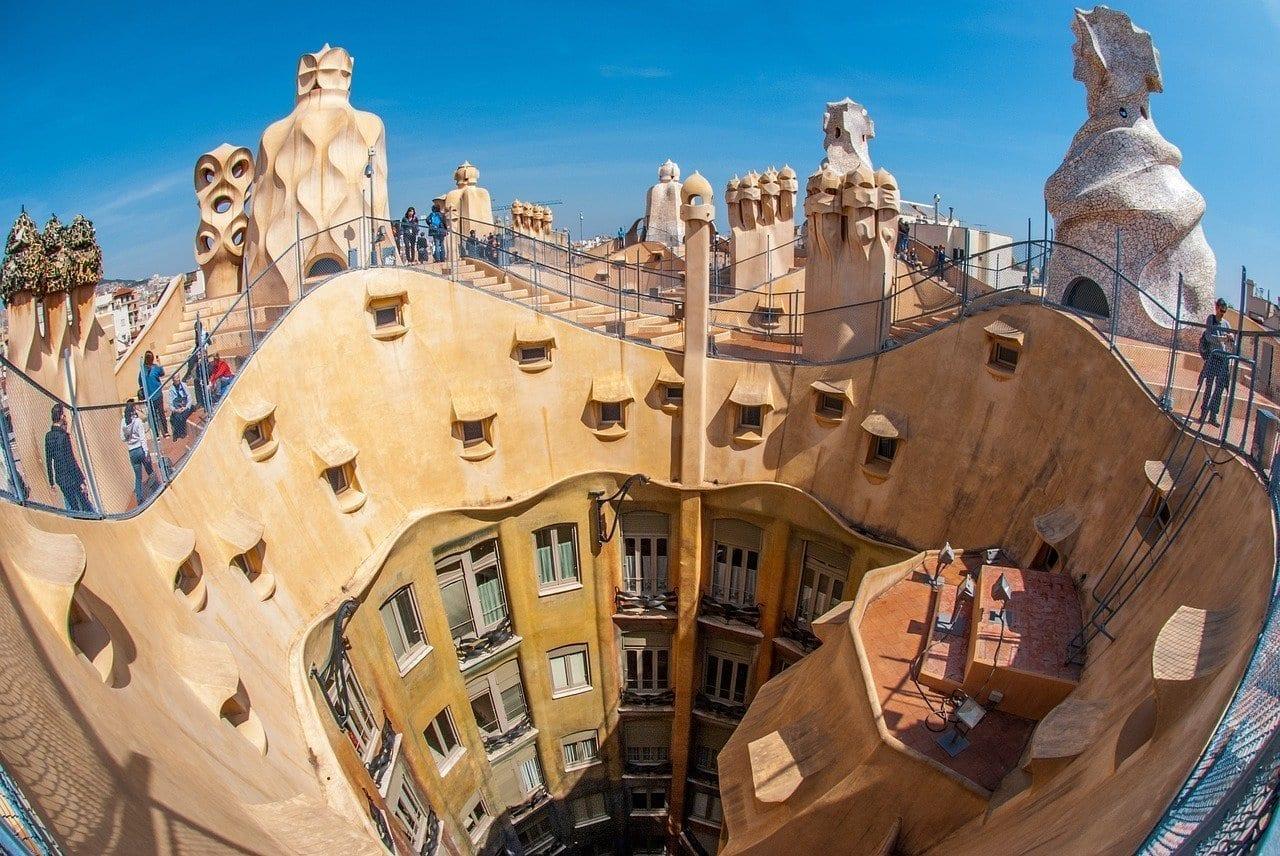 Gaudi Barcelona España España