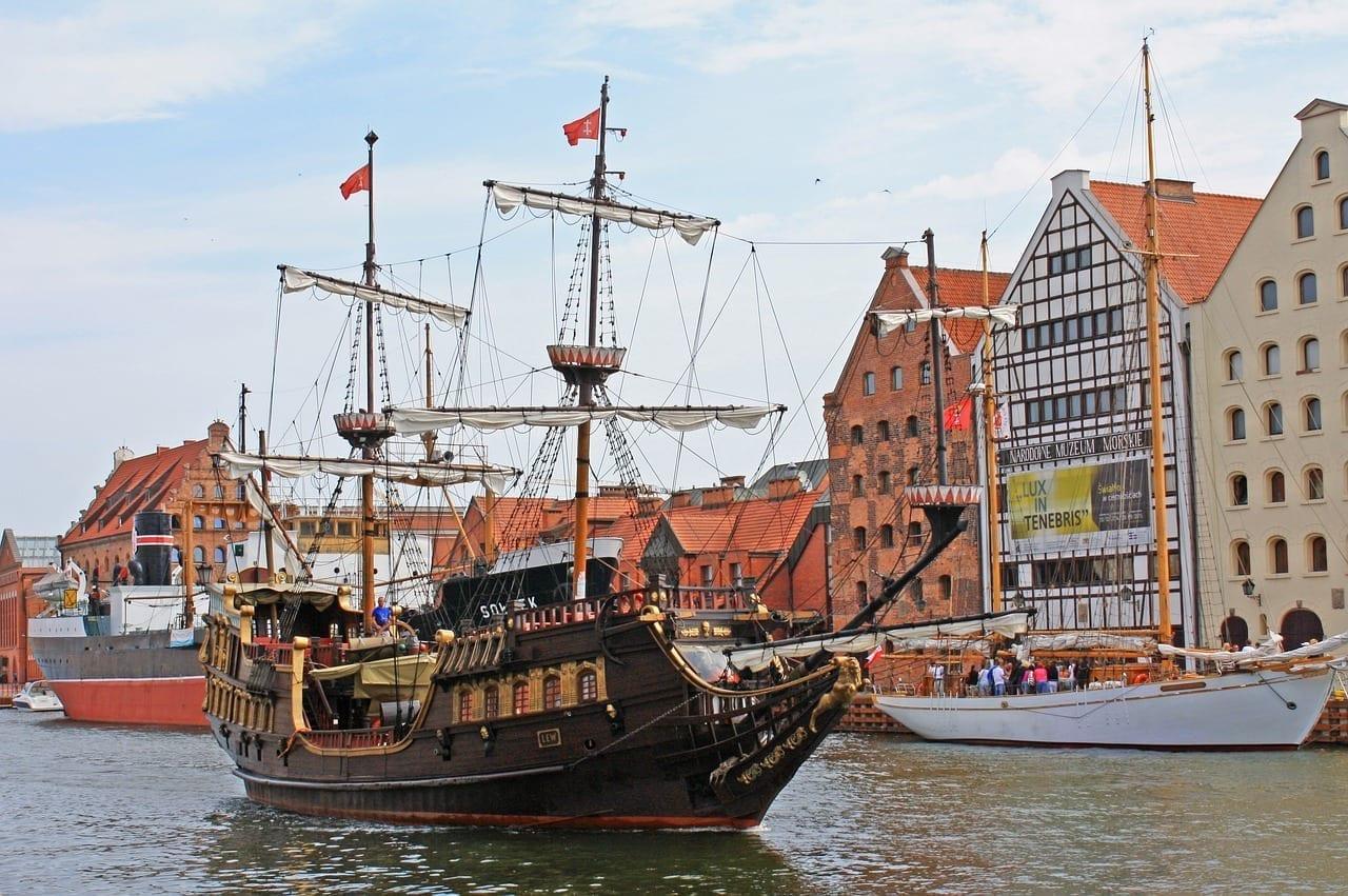 Gdansk Nave Pirata Polonia