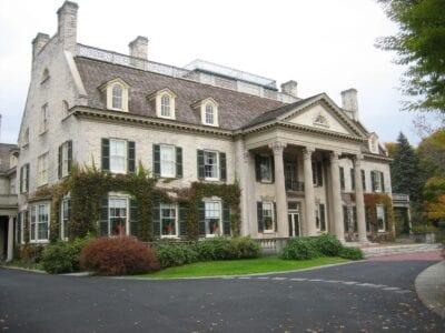 George Eastman vivía aquí. Rochester NY Estados Unidos