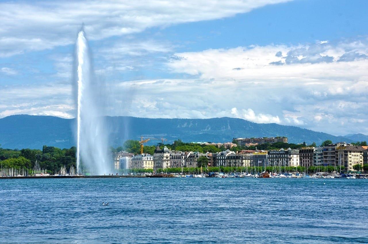 Ginebra Suiza Europa Suiza