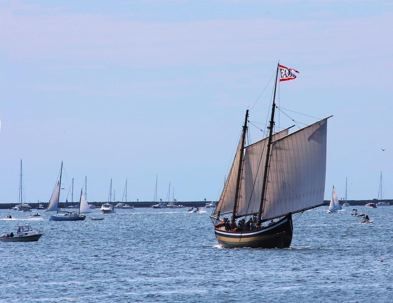 Gloucester Ma Barcos De Vela Reino Unido