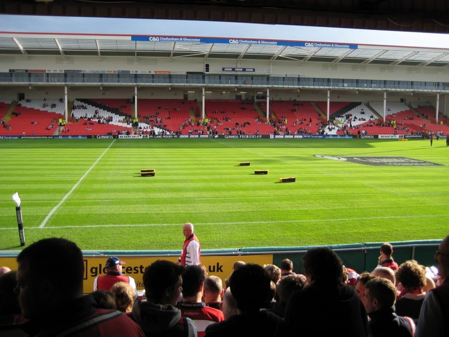 Gloucester Rugby Gloucester Reino Unido