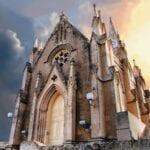 Gozo Iglesia Lourdes Francia