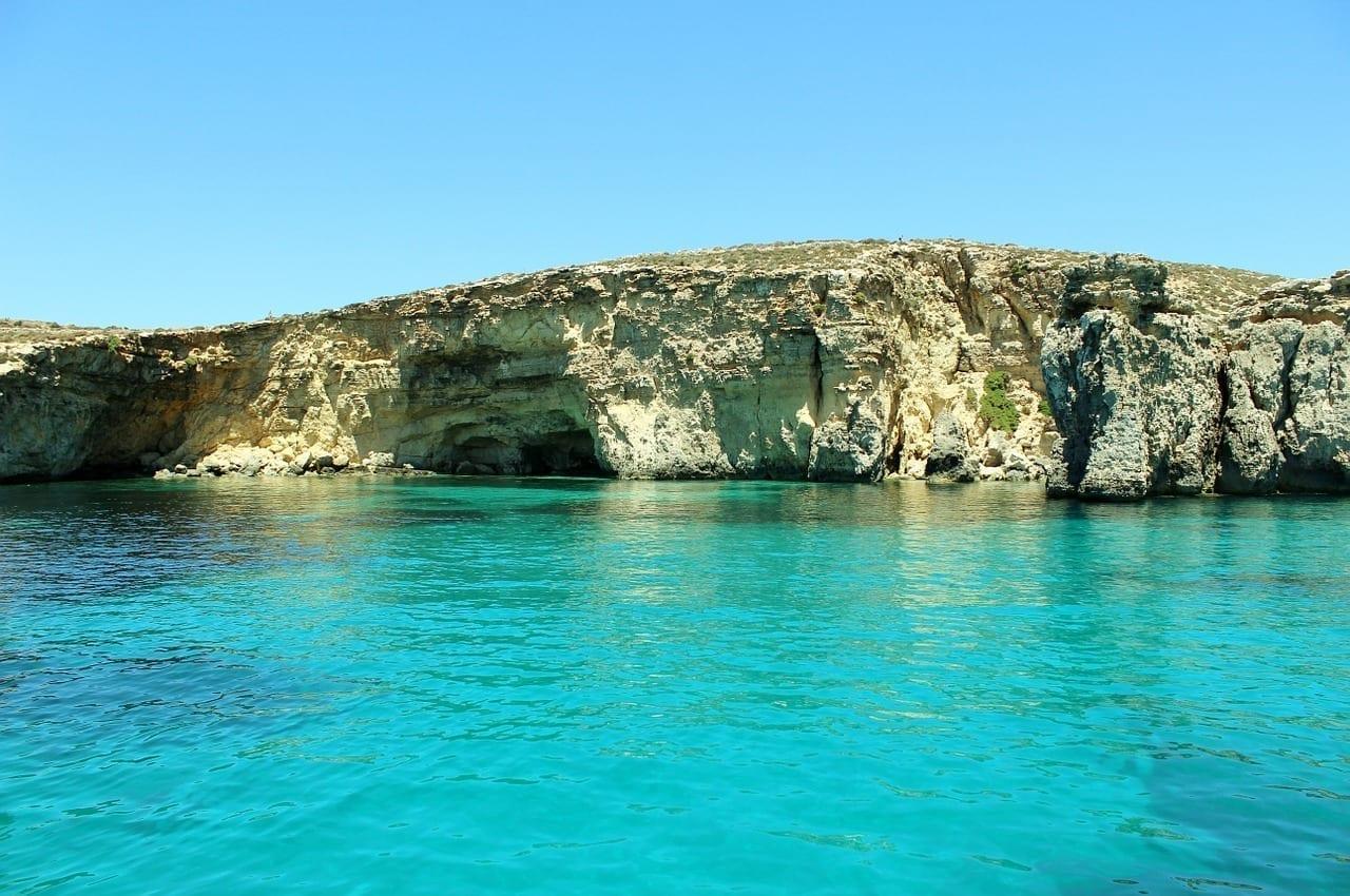 Gozo Puerto De La Ciudad Malta Malta
