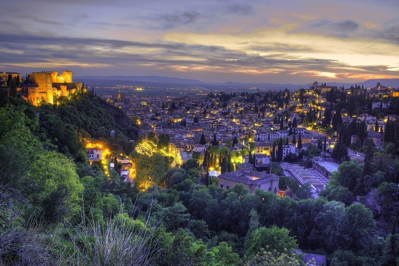 Granada España Andalucía España