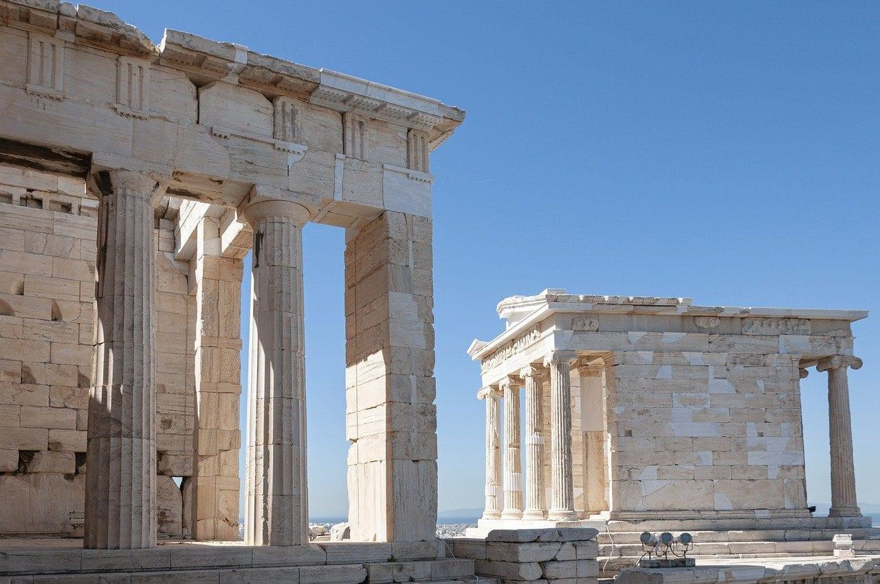 Grecia Atenas Acrópolis Grecia