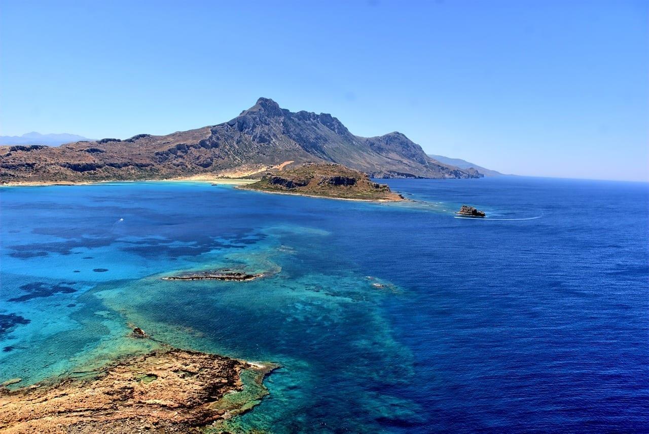 Grecia Creta Balos Grecia