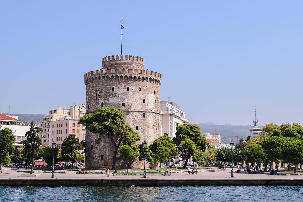 Grecia Thessaloniki Saloniki Grecia