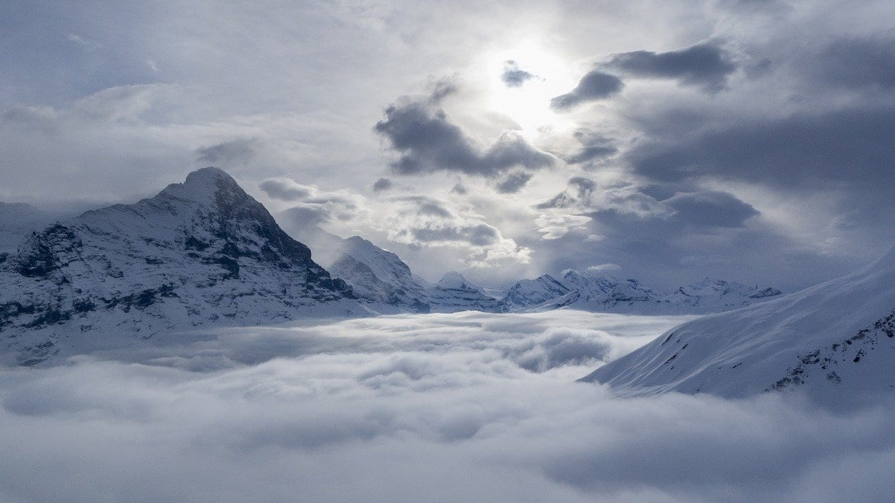 Grindelwald Eiger Suiza Suiza