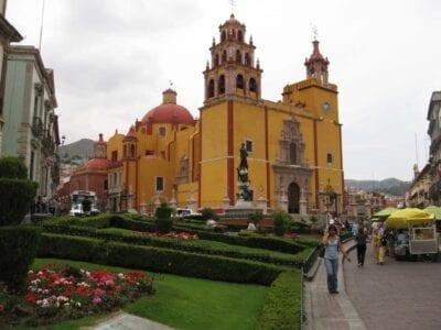 Guanajuato San Miguel de Allende México