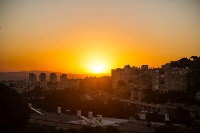 Haifa Ciudad Israel Israel