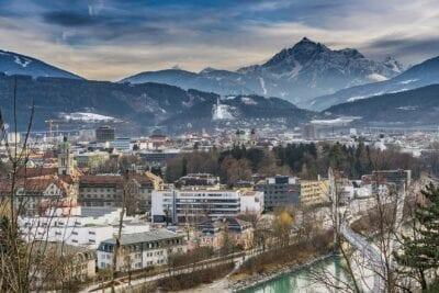 Hdr Innsbruck Estructura Austria