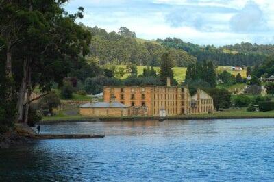 Hobart Cárcel Tasmania Australia