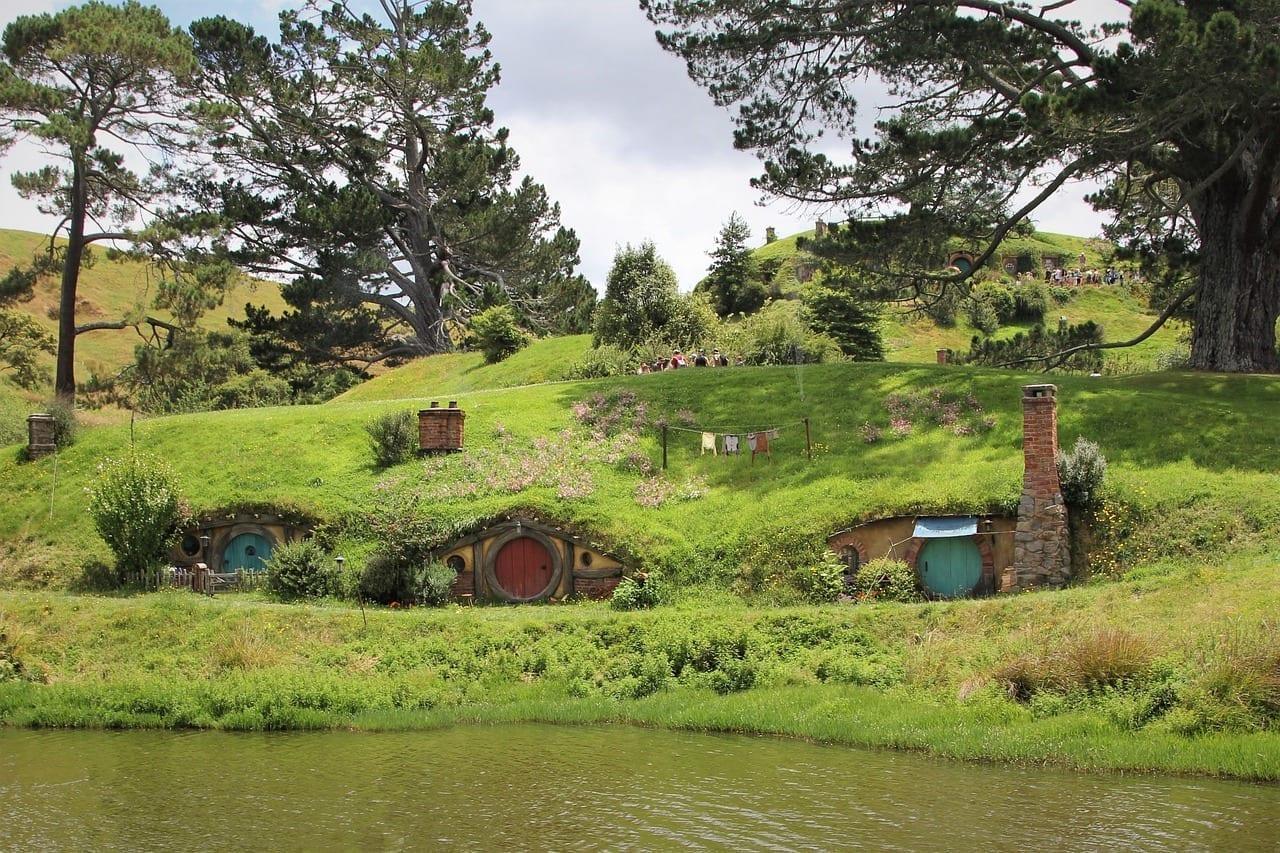 Hobbit Casa Ronda España