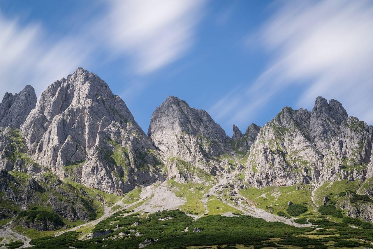 Hochkönig Salzburgo Montaña Austria