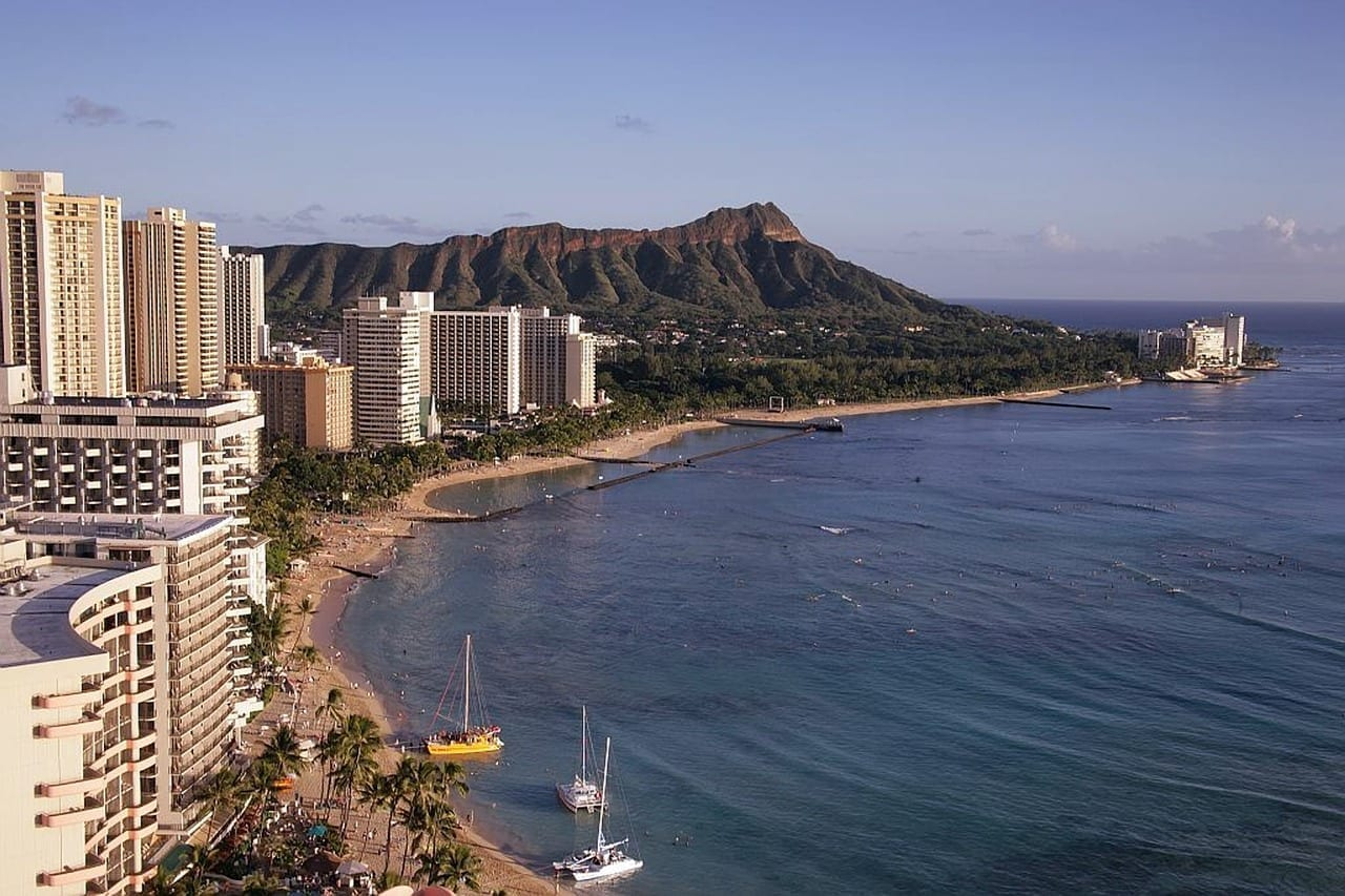 Honolulu Hawaii Vacaciones Estados Unidos
