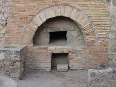 Horno Pompei Italia