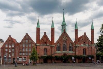 Hospital del Espíritu Santo Lubeca Alemania