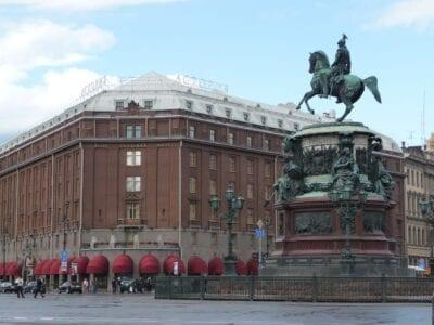 Hotel Astoria San Petersburgo Consejos Lugares Famosos Estados Unidos