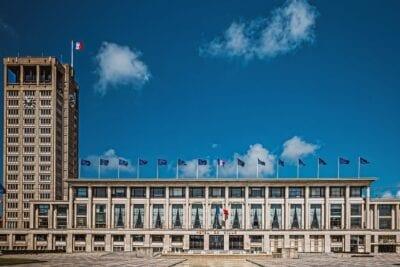 Hotel De Vil Le Havre Francia
