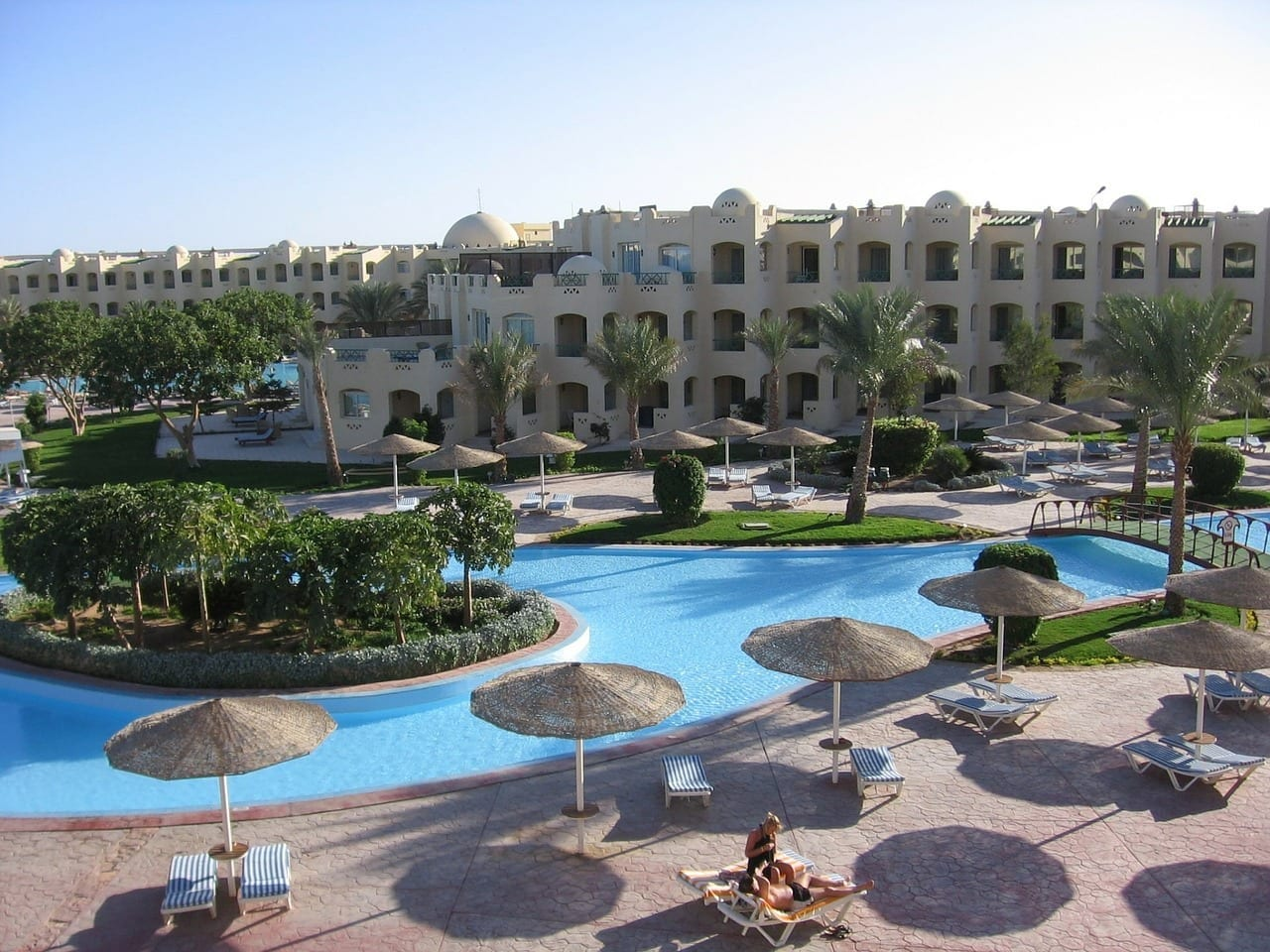 Hotel Hurghada Complejo Egipto