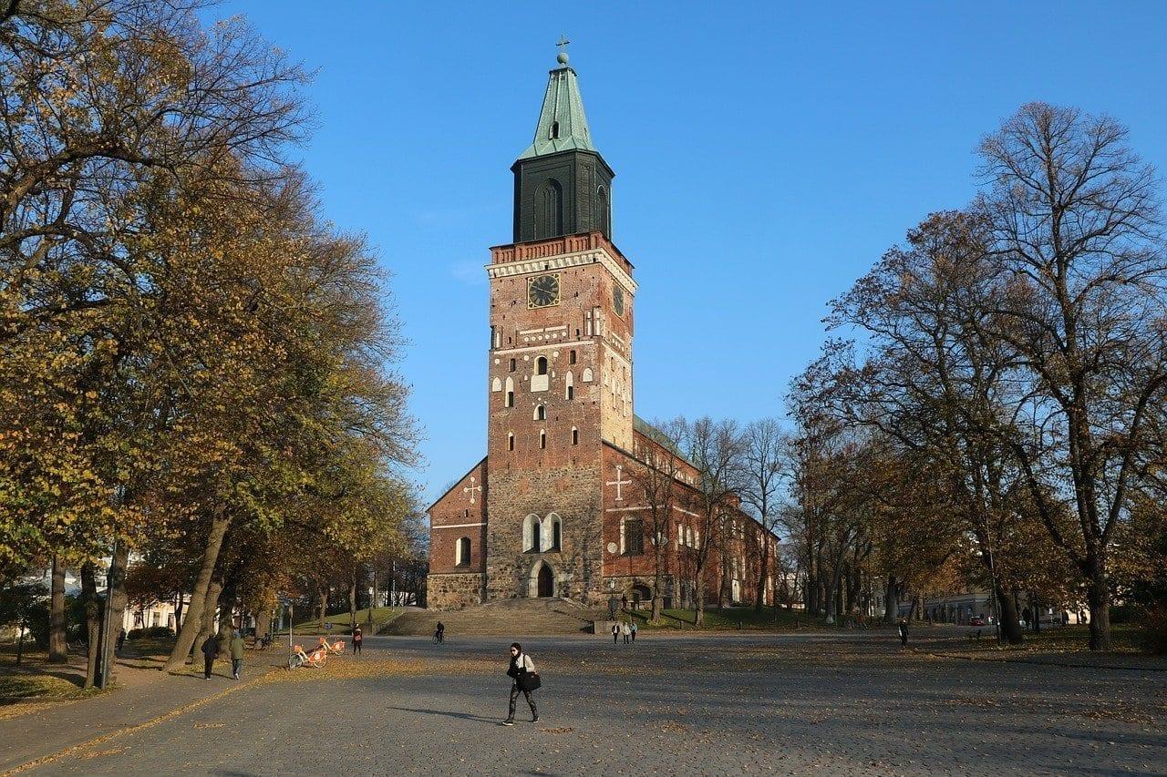 Iglesia Catedral Turku Finlandia