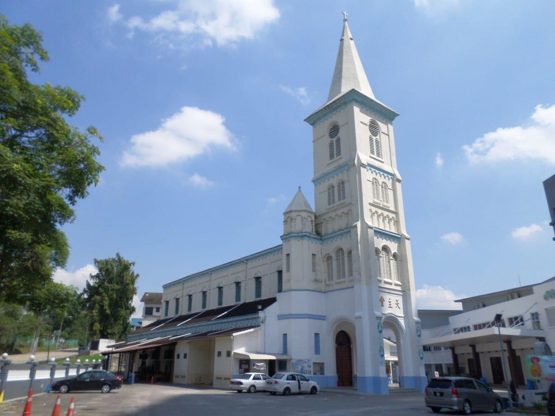 Iglesia de la Inmaculada Concepción Johor Baru Malasia