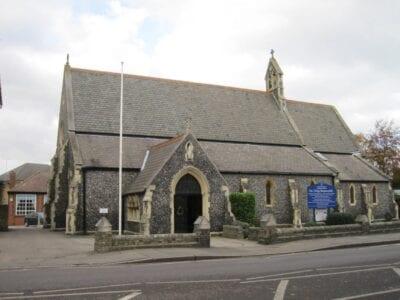 Iglesia de Nuestra Señora Inmaculada Chelmsford Reino Unido