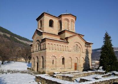 Iglesia de San Demetrio Veliko Tarnovo Bulgaria